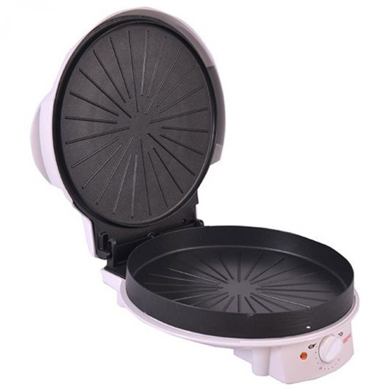 Geepas Pizza Maker, 11   NonStick Cooking Plate - GPM2035