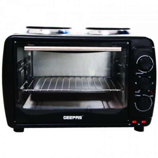 Geepas Electric Oven, 25L - GO4453