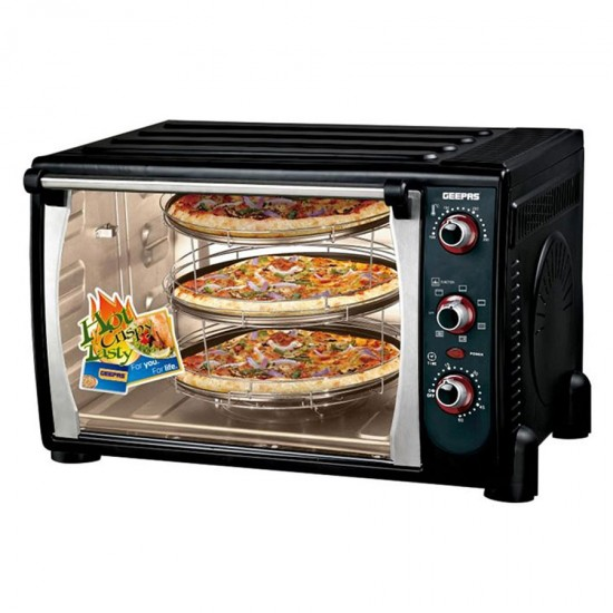 Geepas Electric Pizza Oven - GO4456