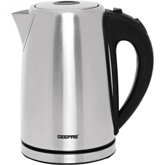Geepas Electric Stainless Steel kettle 1.8 Ltr - GK6123