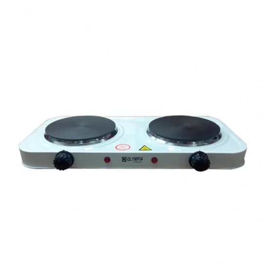 Olympia Electric Double Hot Plate Oe-20