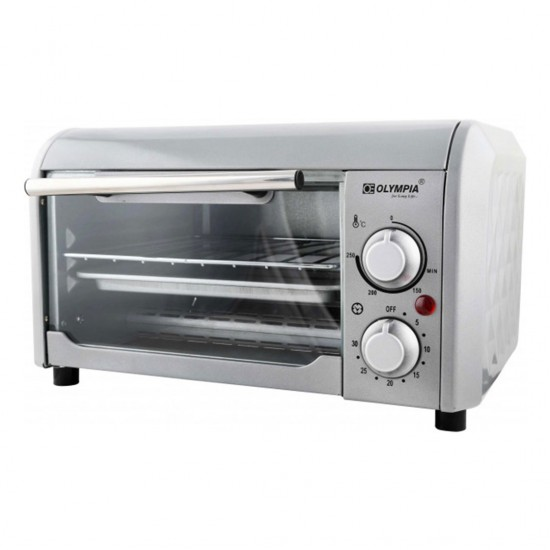Mini Toaster Electric Oven 10 Liters OE1009 BS