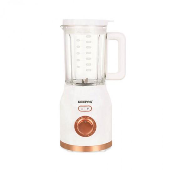 Geepas Super Blender 1.8L Glass Jar 1200W - GSB6150