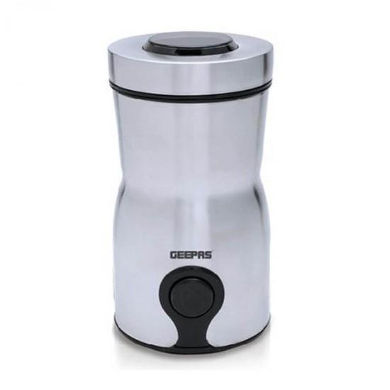 Geepas SS Coffee Grinder, 160W - GCG5471