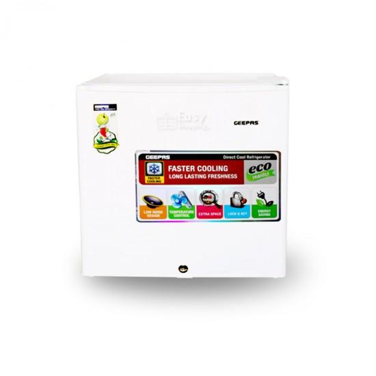 Geepas Mini Refrigerator 60 Liters - GRF654WPE