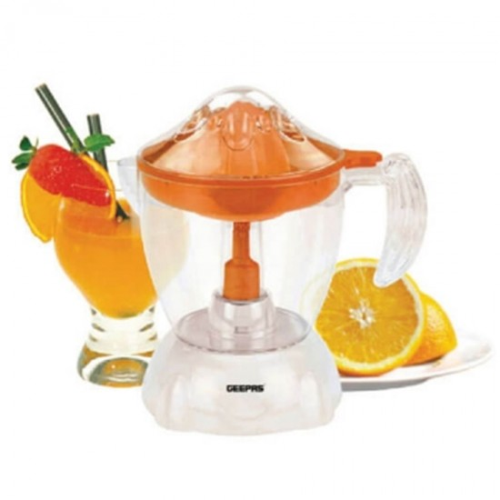 Geepas Citrus Juicer, 1.0L Plastic Cup - GCJ9900