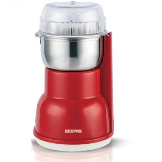 Geepas Coffee Grinder, 180W, SS Blade - GCG5440