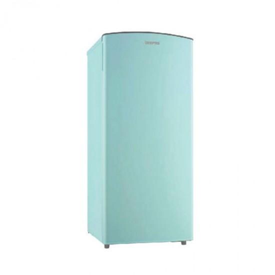 Geepas Defrost Single Door Refrigerator, 225L - GRF2257BXE