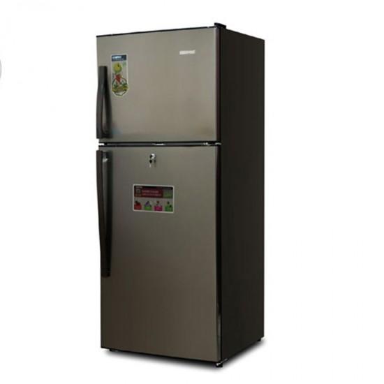 Geepas Double Door Refrigerator No Frost 510 L - GRF5107SSXN