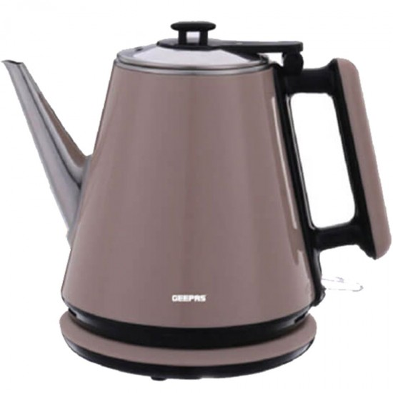 Geepas Double Layer Electric Kettle 1.2L - GK38012