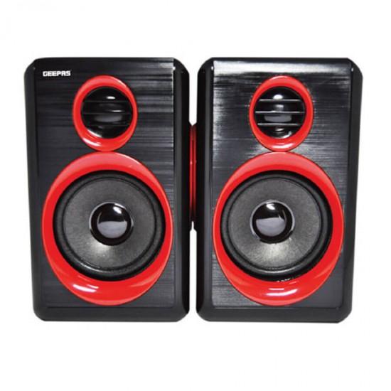 Geepas 2.0 Computer Speaker - GMS8802