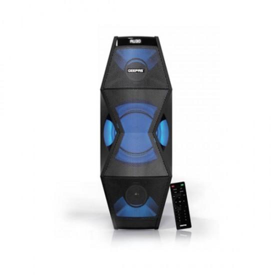 Geepas 2.1 Integrated Speaker Usb Fm Bt Rmt Rechargeable - GMS101