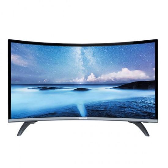 Geepas 32 ed Hd Smart Curve Led Television (TV) - GLED3212CSHD