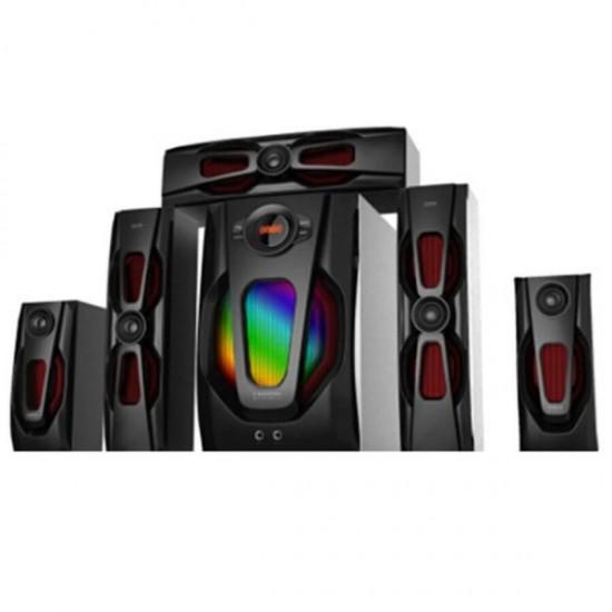 Geepas 5.1 Ch Multimedia Speaker Usb Fm Rmt Bt - GMS8496