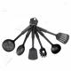 10 Pcs Casserole Set With 5 Pcs Spoons Set Bundle ( BND18-110 )