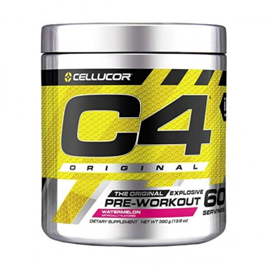 Cellucor C4® Ripped Pre-Workout Fruit Punch - 30 Servings