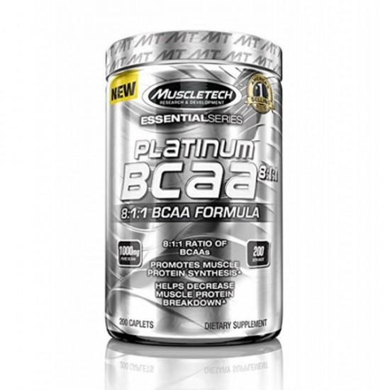 Muscletech Platinum BCAA 811