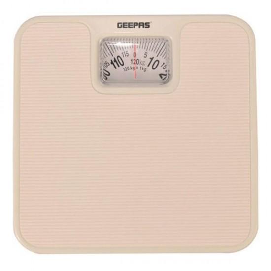 Geepas Mechanical Health Scale, 120-150kg - GBS4197