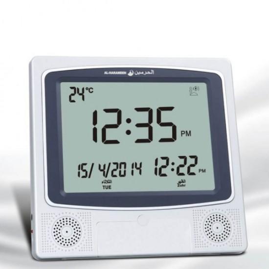 Al-harameen Azan Clock Ha-4009