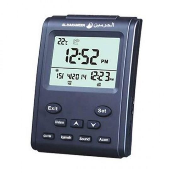 Islamic Prayer Timing Clock HA3011