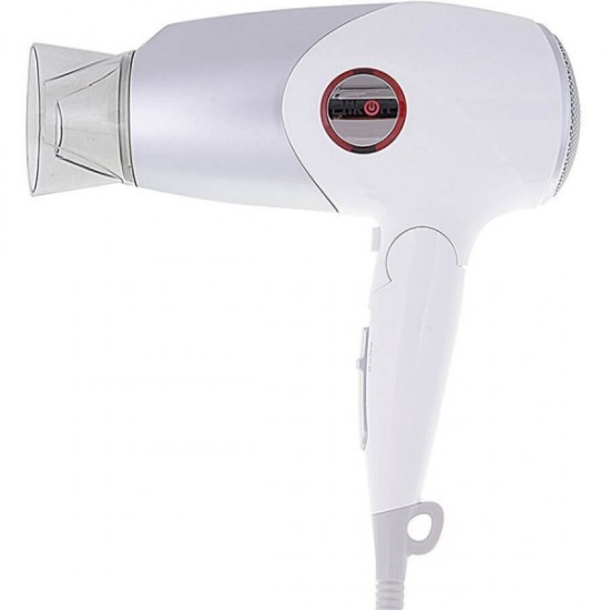 Clikon Hair Dryer, White - CK3233