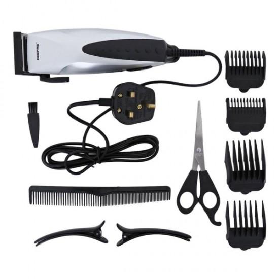 Geepas Ac Hair Clipper Stainlesss Steel Blade - GTR8650