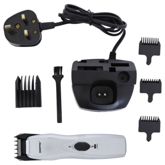 Geepas Rechargeable Trimmer 5 Attachment 3W - GTR34N