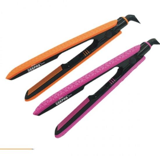 Geepas Silicon Hair Straigtener Ceramic Coated - GH8704