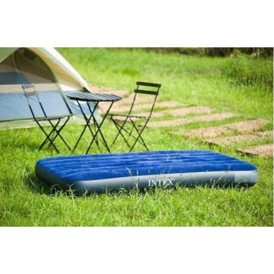 Intex Single Air lock Bed Inflatable Air Mattress E 68950