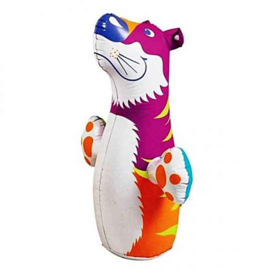 Intex Tiger Inflatable Bop Bag Toy 44670NP