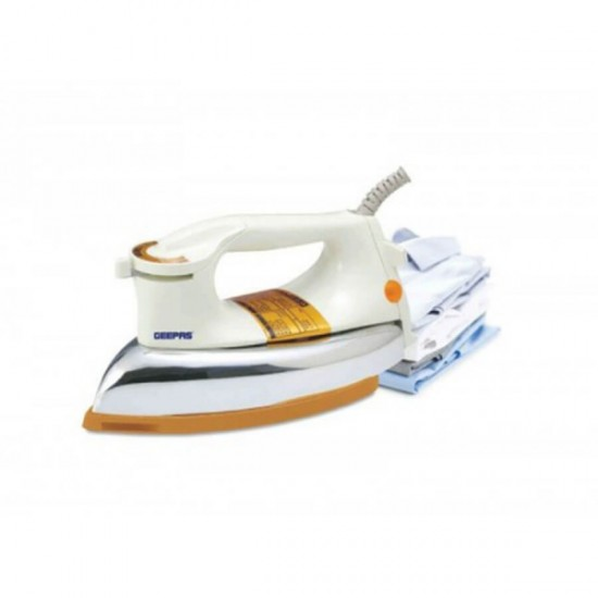 Geepas Heavy Weight Dry Iron - GDI23011