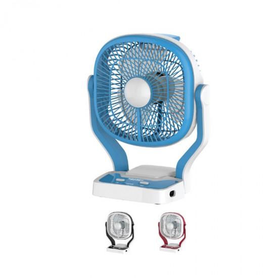 Geepas Rechargeable Mini Fan - GF9619