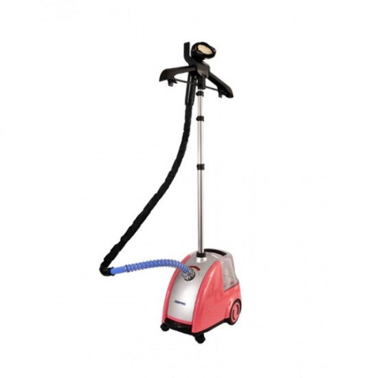 Geepas Garment Steamer, Foot Switch, 1650W - GGS9259