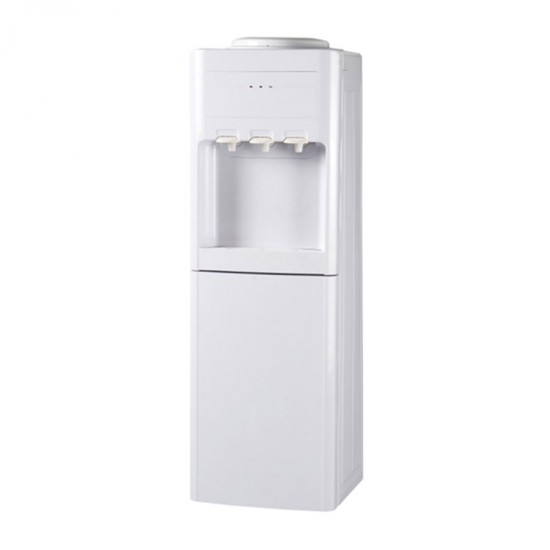 Geepas Hot & Cold Water Dispenser Cabinet - GWD8354