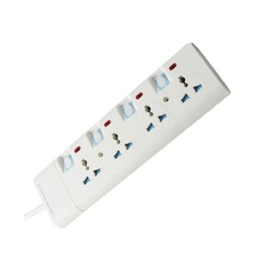 Geepas Extension Socket, 4 Way - 3 M - GES4091