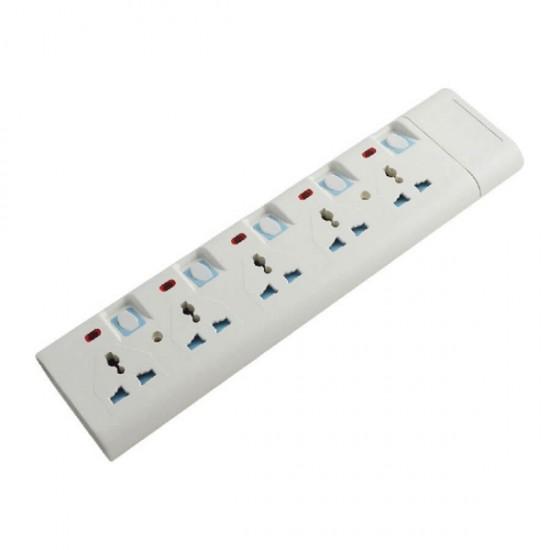 Geepas Extension Socket, 5 Way - 3 M - GES4092