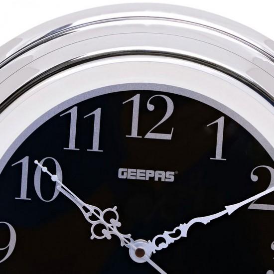 Geepas Wall Clock Taiwan Movement - GWC4805