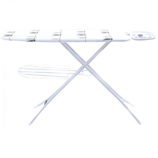Royalford Ironing Board with Cloth Rack - RF1968IB