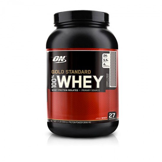 Optimum Nutrition Gold Standard 100 Whey Cookies & Cream