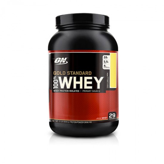 Optimum Nutrition Gold Standard 100 Whey French Vanilla Creme