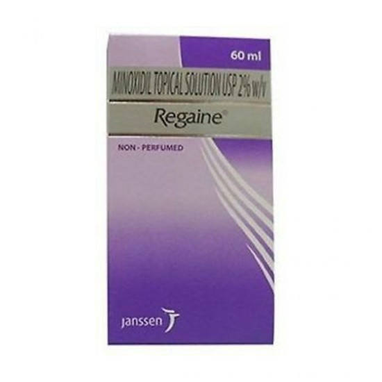 2X Regaine For Women Minoxidil 2 2X60 Ml
