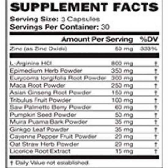 Stamina Fuel - Increase Stamina, Size, Energy, and Endurance