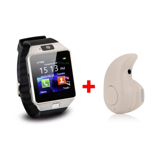 2 In 1 Bundle Offer Smart Watch+Bluetooth Earbud BND17-82